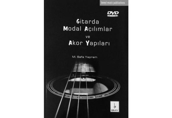 Gitarda Modal Açılımlar ve Akor Yapıları (2.Baskı)